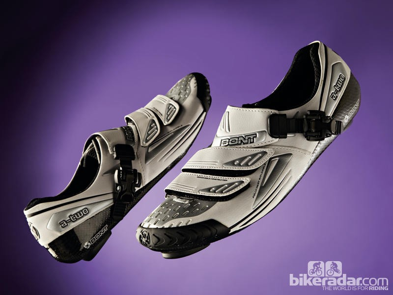 Bont are offering discounts to our readers on their range, including these a-two shoes