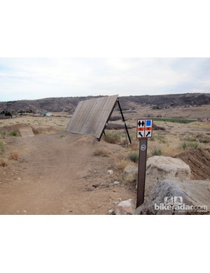 Castle Rock's new bike park will feature a wide variety of terrain, including multiple slopestyle lines, a pump track, and a permanent cyclocross course