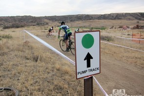 Castle Rock's new bike park will host regular events during the season