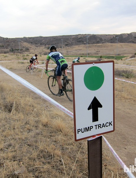 Castle Rock's new bike park will host regular events during the season