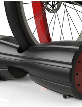 The Idesco PowerPac stores pedaling energy