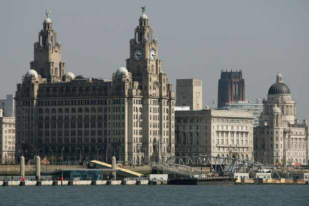 The Liverpool cycle hire scheme will focus on the centre of the city