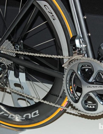 Shimano's forthcoming 9070 Dura-Ace Di2 electronic system