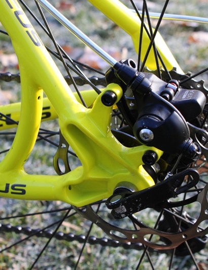 Tektro's Lyra brakes are effective but less user-friendly than their Avid counterparts