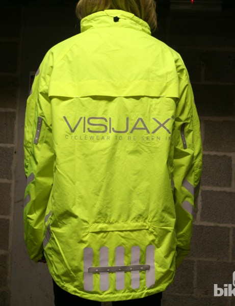 Visijax cycle jacket