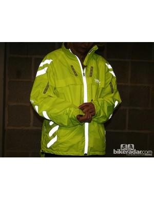 Visijax cycle jacket