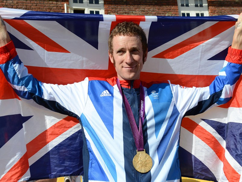Bradley Wiggins is set to be knighted, according to a report in the Daily Telegraph