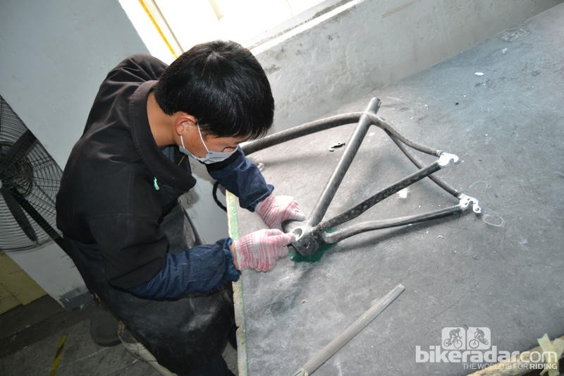 Swift Carbon: Inside a high-end Chinese bike factory