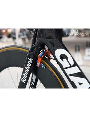 Tech gallery: Tour de France prologue 2012