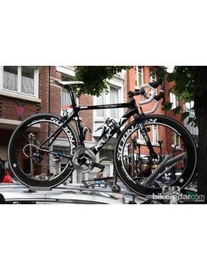 Bikes of the 2012 Tour de France