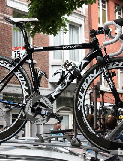 Bikes of the 2012 Tour de France