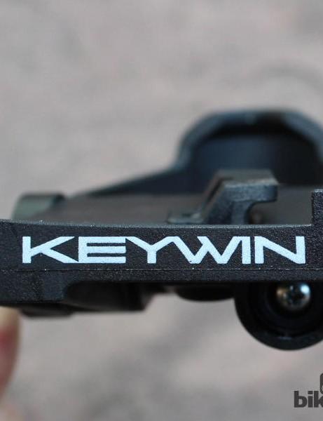 Keywin pedals offer a truly no-rock platform