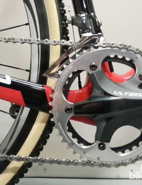...and 39/46 chainrings