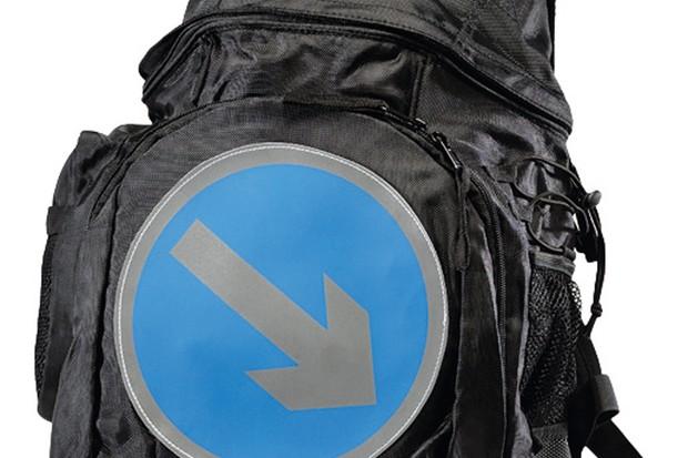 Howies Roadsign backpack
