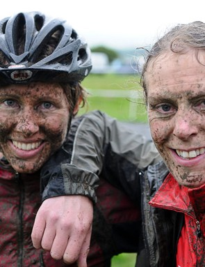 A bit of mud is par for the course in Wales