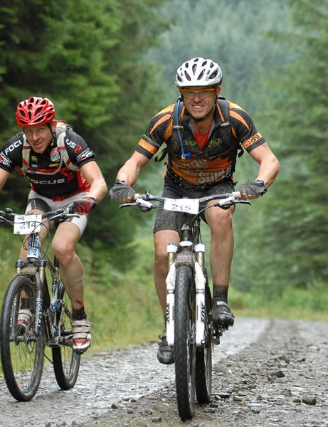 Ritchey TrailMasters combines non-timed linking stages with timed special stages for an event that caters to all riders