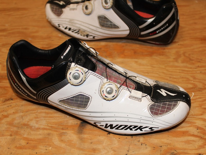 S-Works road shoes