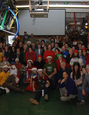 The Boise Bicycle Project gives away about 350 bikes at Christmas