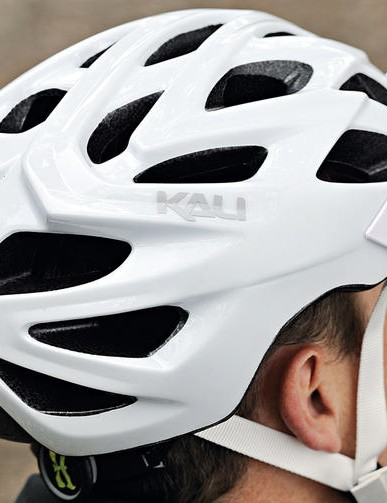 The Kali Chakra Plus helmet can easily compete with helmets costing twice as much