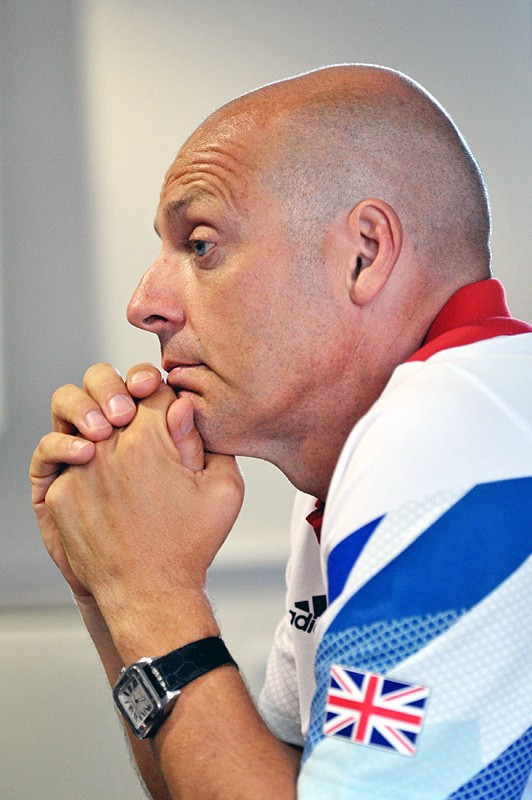 Sir Dave Brailsford, Team Sky Principal and British Cycling Performance Director