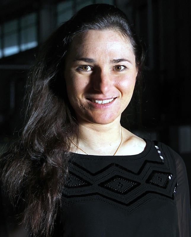 Dame Sarah Storey, 11 time Paralympic gold medalist