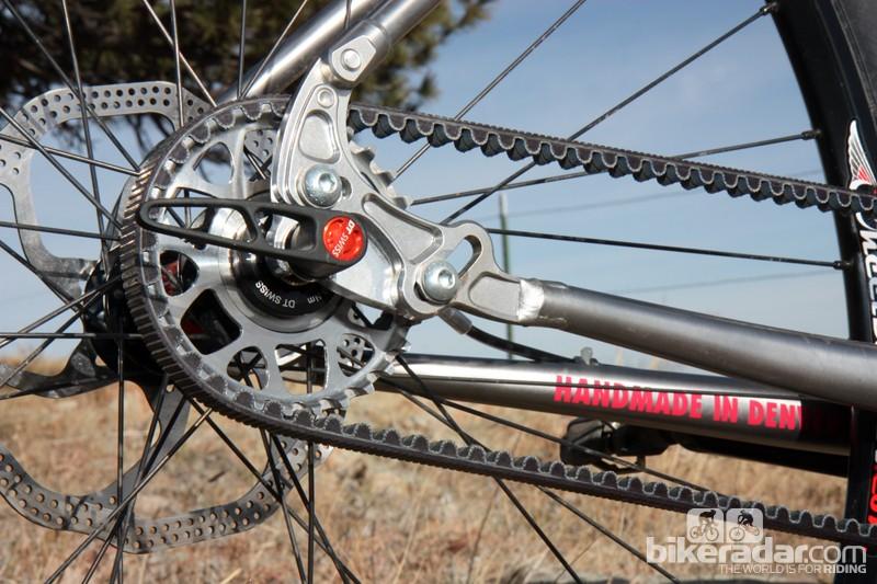 Belt Drive Bike >> Chain Or Belt Drive Which Is Faster Bikeradar