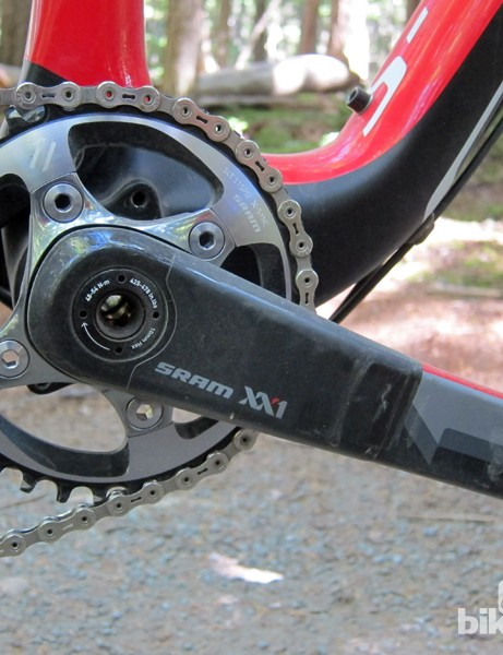 SRAM went out on a limb this year to build the dedicated XX1 1x11 mountain bike drivetrain. This is just the tip of the iceberg, folks
