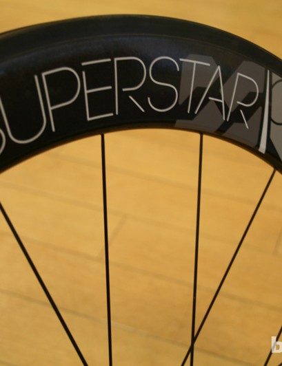 Superstar C66 carbon clincher