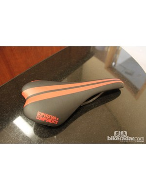 The Racer saddle features a carbon injected base and carbon rails, the result is 190g for £79.99