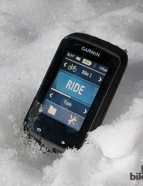 The new Garmin Edge 510 isn't so much a replacement for the venerable Edge 500 as it is a new in-between model that borrows some features from the flagship Edge 810