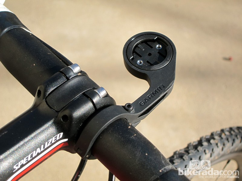 The new Garmin OutFront mount is the long anticipated version to go up against models from third-party competitors such as Tate Labs and K-Edge