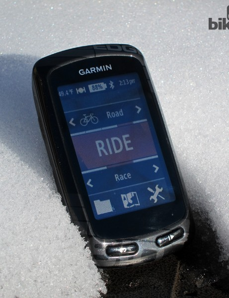 The new Garmin Edge 810 isn't the quantum leap forward that some were expecting from the outgoing Edge 800, but it's a substantial improvement nonetheless