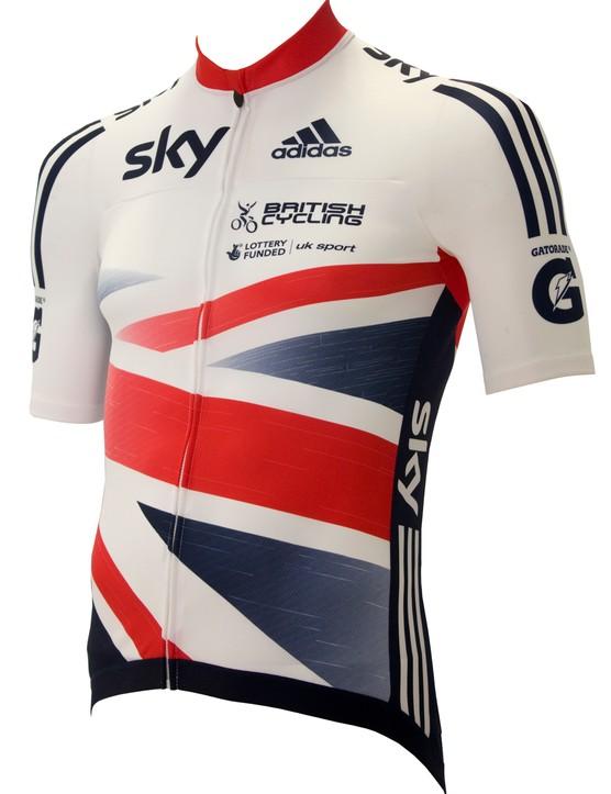 Adidas unveil new British Cycling team kit