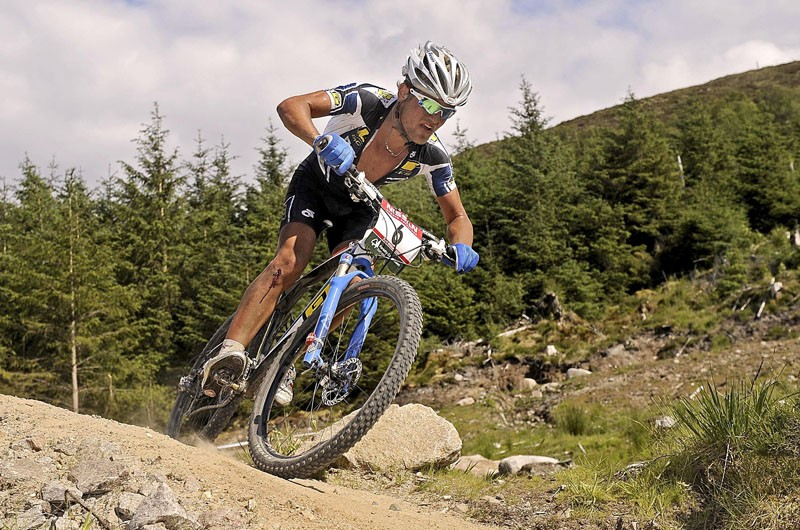 Burry Stander was killed while training in South Africa last Thursday