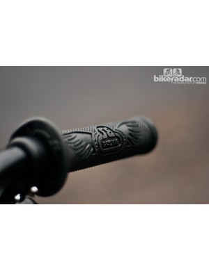 The SE Racing Wing Grips on the bars show off the company's BMX heritage