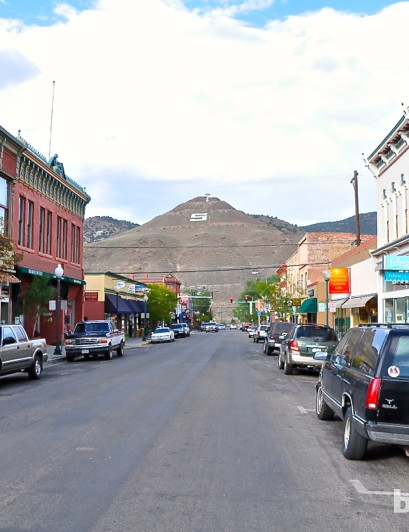 'S' hill offers a fun assortment of singletrack literally at the end of Salida's F Street
