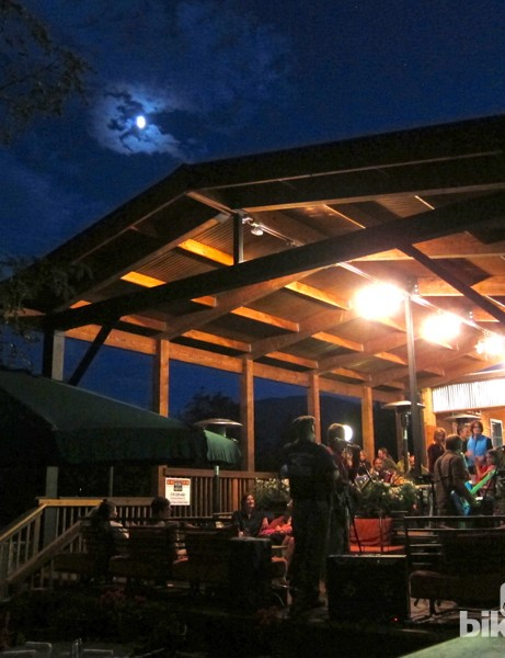 Warm summer nights are cherished in Salida, which has an impressive amount of outdoor living for a town nestled at 7,083ft above sea level