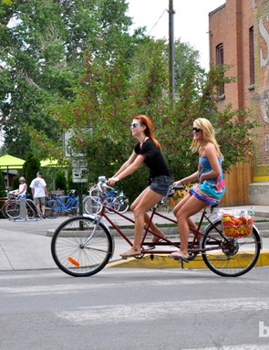 Bike culture is alive and well in Salida
