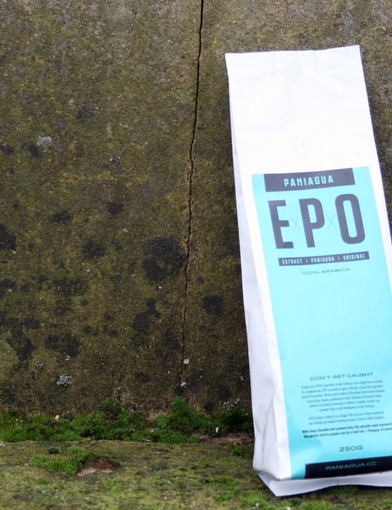 Paniagua EPO coffee