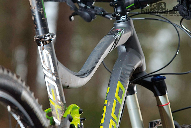 Very few bikes from mainstream manufacturers don't have some sort of tube shaping