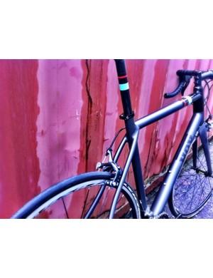 HOY sample road bike