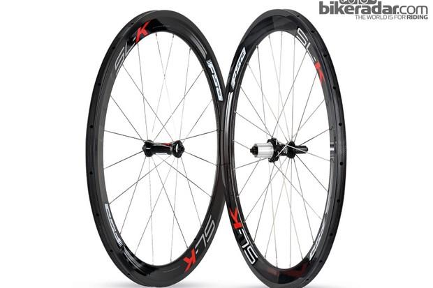 FSA SL-K wheelset
