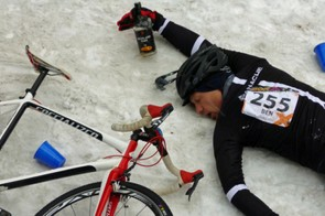 Thrills and spills: cyclocross and heavy drinking