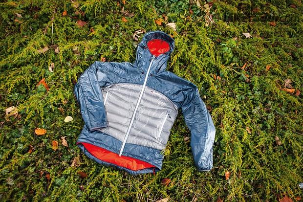 Berghaus Mount Asgard Hybrid II jacket