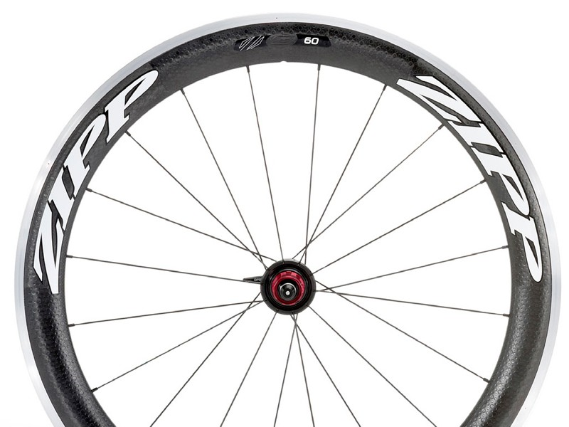 The new Zipp 60 Clincher
