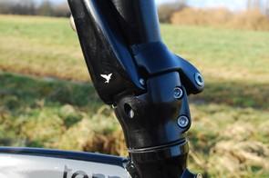 The Tern Verge Duo has a very strong handlebar-stem hinge