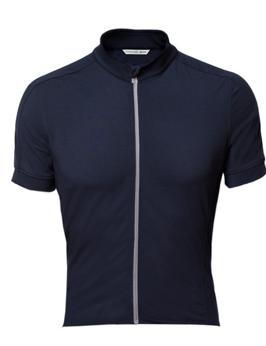 The new standard jersey is a blend of merino, nylon and elastane