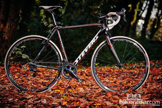 Stevens Prestige cyclocross bike