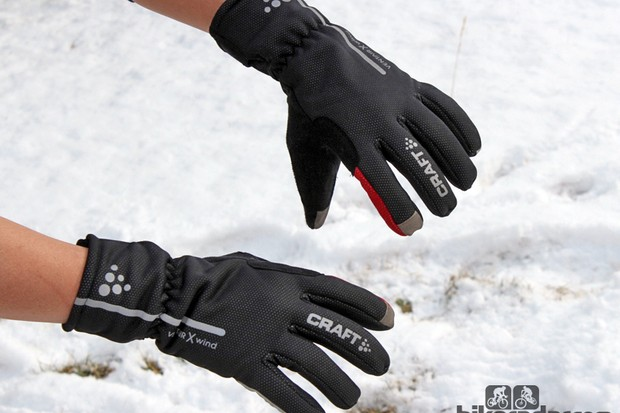 Craft's latest Siberian gloves are gloriously warm, even when the temperature is well below freezing