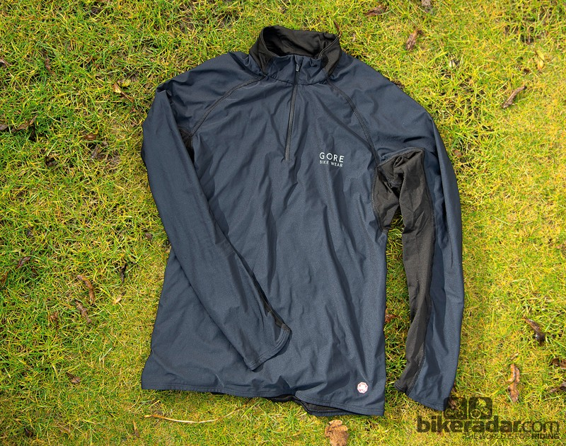 Gore Bike Wear Windstopper base layer